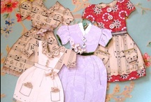 Dolls and Paper Dolls / by Lillian Child