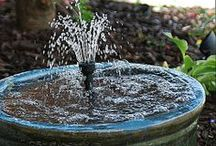 Outdoor Ideas for Home / Making outdoor plumbing that much easier.