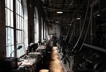 Ateliers - studios