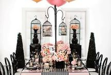 Dinner Parties / One day, I want to have a dinner party like this! / by Shop Suey Boutique