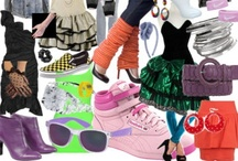 When I grew up... / 80's chick / by Eco-Office Gals