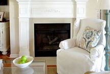 Mantels & Fireplaces