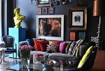 Soho Bold / All that glitters is so Bold!  Pops of color influence our Soho Bold textile and entertaining collections!   / by Indeed Decor