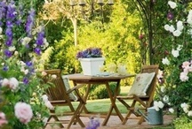 Easter Garden Party /   Welcome fresh spring attitude into your home with a bit of whimsy and old world elegance. Shop Indeed Decor for table top, textiles and accessories for a refined take on the fun of it all! / by Indeed Decor