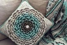 to crochet and knit