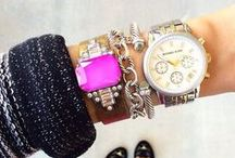 always accessorize / by Leslie Berry