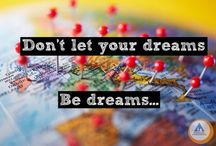 Travel Quotes & Inspiration / Travel quotes to inspire you to see the world!