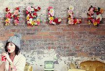 lets get crafty / by Caroline Easterling