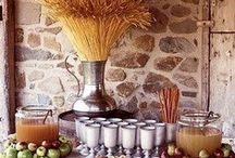 Fall Entertaining / Celebrate crisp fall air and rich warm autumn colors with inspiration, recipes and entertaining essentials from Indeed Decor! / by Indeed Decor