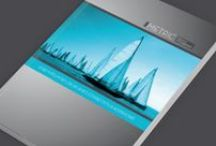 Executive Brochures  Arc Reactions  / A selection of the work we can design to help your business grow.
