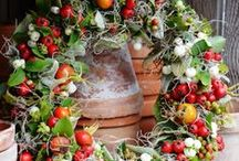 Holiday Wreath Gift Guide / Fresh Holiday Wreaths make a perfect Holiday Gift for hard to shop for friends and family!  Create your own or shop Indeed Decor for Magnolia Company's stunning seasonal greenery delivered fresh to your home! / by Indeed Decor