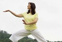 Tai Chi / The gentle movements of tai chi reduce stress and offer other health benefits.