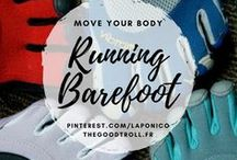 Trail, Barefoot & Running / Chaussures, matos, pour courir, ou juste être pieds nus ! Shoes and barefoot, born to run !
