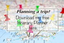 Awesome Travel Products / Useful products to help you plan your trip and travel smart.