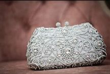 Bridal Handbags / Something classy to compliment your wedding gown!