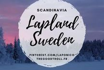 Winter in Lapland / Photo from #Lapland, the best place in the world