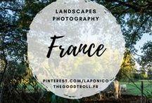 Paysages de France / Landscape in France