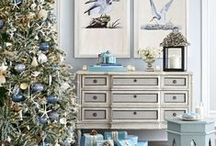 Coastal Holiday Gift Guide & Beach Style Inspiration / Indeed Decor offers unique beach themed pillows, coastal wall decor and ocean inspired table top accessories for those who love the sea and shore. Find perfect beach chic gifts for Beach Loving Friends and Family. We also add Pinterest Picks that inspire beach casual style.