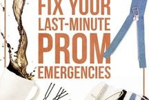 Tips & Tricks for Prom Night