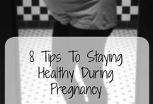 All Things Pregnancy Related / Tips about how to deal with pregnancy and my updates