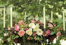 Secret Garden Wedding / Indeed Decor's Secret Garden Wedding Collection was inspired by the romance and old world charm of intimate courtyards and private gardens. Create a romantic garden sanctuary for your special day with sweet English garden details and Old World French accents from Indeed Decor's Wedding Decor.