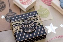 "It's A Wrap!  Creative Ideas / Wrapping a gift should be fun and creative. Personalized each gift  (special as the person the gift is for).  For the world traveler, wrap travel essentials in maps or add postcards to the top of the box. A gift for a music lover can be wrapped in sheet music. Attach vintage brooches or costume jewelry to satin or burlap ribbon and you have a ""wow"" present that is almost too pretty to unwrap!"
