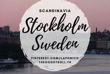 Stockholm, Sweden / Stockholm in Sweden