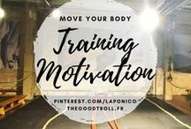 Training & Motivation / Training, motivation, how to be always on top ! For running, fitness, and healthy life