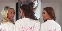 BLUSH: BEHIND THE SCENES
