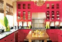 Kitchens / by Deb Richards
