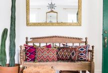interior styling inspo / modern, boho, creative, stylish, home, decor, eclectic, trend, home styling, mid century, home stylist, interior designer, interior decorator