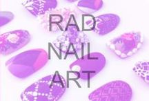 Nail Art to Inspire / Colors, crystals and caviar - the coolest nail art to inspire you!