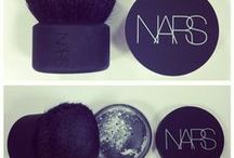 Tools of the Trade / Learn more about our artists and their favorite tools of the trade. / by NARS Cosmetics