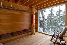 Woodland & Mountain Cottages / by Cottagely