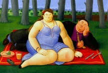 Art - Fernando Botero