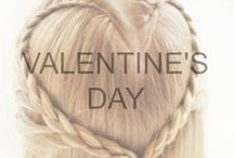 Valentine's Day ♥ / Romantic products, tutorials and ideas for Valentine's Day.