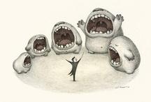 Illustration / by Jen Coppens