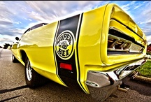 Classics / The Chrysler brand has been around for awhile. We all love the classics of yester-years. Some of them for their timeless styling, others for their straight up American Muscle and others just to say what were they thinking!