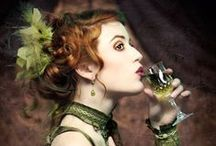 Absinthe / Nightmares turned to dreams in the verdant, fertile tranquillity of Absinthia.