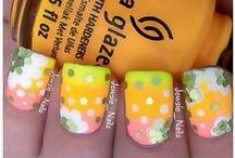 Doing nails / Nail art / by Suellen Burkett