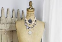Jewelry display / by Janice Cordner