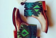 El Botine {Botas} / Our handmade, El Botine boots are ideal for these warmer months.  Half the boot with full style. See more at www.teysha.is