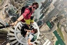 Selfies in Incredible Destinations