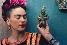 Frida Kahlo : {Muse}