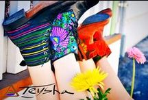 Festival de {Flores} / Teysha Custom Boots - Lovingly Handmade in Guatemala. Featuring Limited Edition Flower Textiles for Spring 2016 - Now Available! bit.ly/teyshaflowerfest