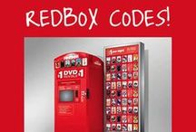 Redbox Codes and New Releases / Follow for the latest Redbox Codes and New Releases!