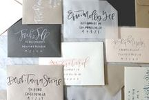 Envelope Styles - Yennygrams Inspiration / Handwritten envelope styles and layouts