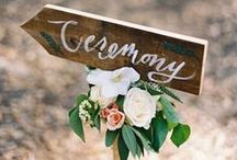 Party Directional Signs - Yennygrams Inspiration / Directional signage for parties and events