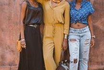 """Representatividade & Look do Dia / Board de inspiração de moda além da """"garota branca e magra do pinterest"""". Outras idades, outros pesos, outras cores.   #representatividade #ootd #lookdodia #estilo #ameuseucorpo #autoestima"""