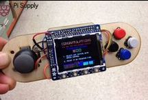 Projects - Tech / Raspberry Pi stuff / by Giselle Colon
